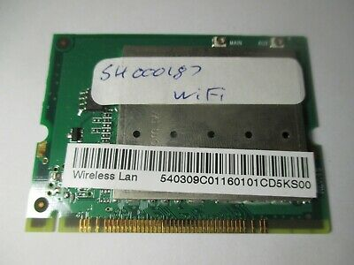 Qualcomm Atheros P/N PPD-AR5BMB5 PCI Wireless Network Adapter Card Laptop