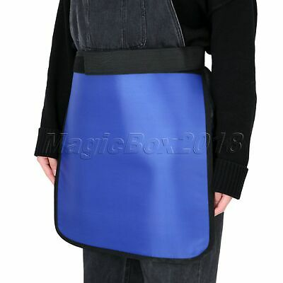 1PC 0.5mmpb Half Lead Apron X-Ray Radiation Protection Protective Square Scarf