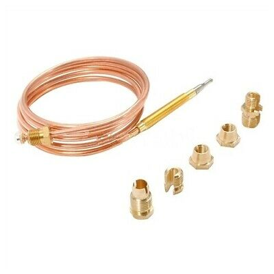 Replacement Universal Gas Oven Cooker Thermocouple Kit - 1200Mm For Ariston AG
