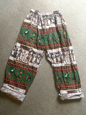 Vintage Egyptian Trousers