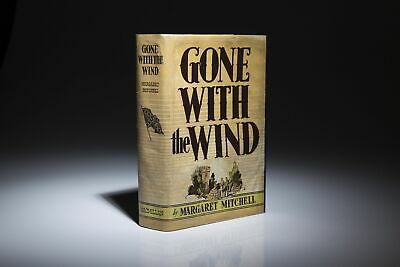 Margaret Mitchell / Gone With The Wind First Edition 1936