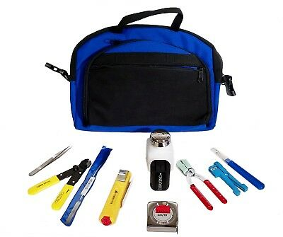Corning Fiber Optic Splicing Tool Kit for Technicians and Installers