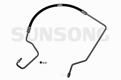 Power Steering Pressure Line Hose Assembly Sunsong North America 3401389