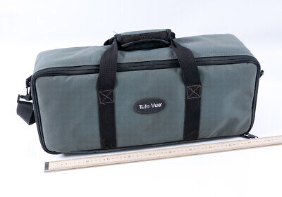 TeleVue Eyepiece Carry Bag with foam insert for Binoview
