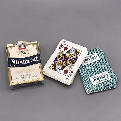 Vintage Clarion Hotel Casino Souvenir Playing Cards