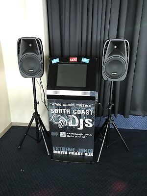 Digital Touchscreen Jukebox for sale x 2 ( $3500 each open to offers)