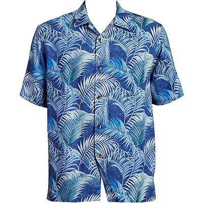 T318982 $135 Tommy Bahama  Garden Of Hope And Courage IslandZone® Camp Shirt