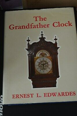 Ernest L Edwards The Grandfather Clock 1971