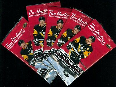 2019-20 Tim Hortons Game Day Clear Cut Etchings Highly Franchise Jersey See List