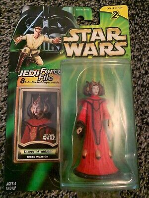 Star Wars Potj Series Quieen Padme Amidala Theed Invasion Figure. Nip, (9H)