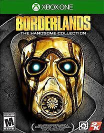 Borderlands: The Handsome Collection (Microsoft Xbox One) BRAND NEW and FACTORY