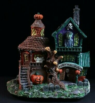 Lights Colorful Fiber Optic Halloween Haunted House Friday The 31st 2003 Target