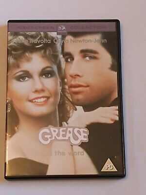 Grease (2002) John Travolta DVD