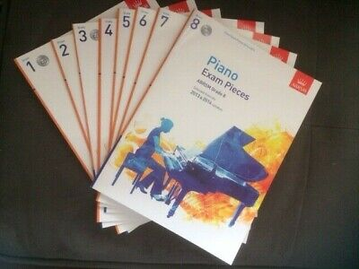 ABRSM Piano Exam Pieces 2013 & 2014 CLEARANCE Various Grades