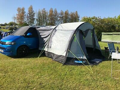 Kampa Travel Pod Air inflatable Drive-Away Awning + inner 2 man tent, Campervan