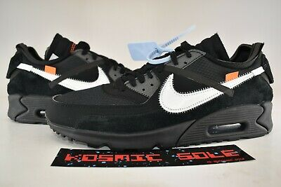 Details about Nike air max 90 Off White Black DS 10.5 With Receipt