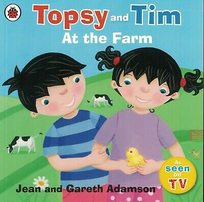 Young Children's First Experiences Picture Book: Topsy And Tim At The Farm