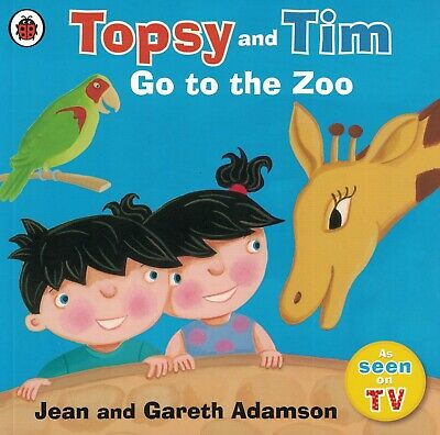Young Children's First Experiences Picture Book: Topsy And Tim Go To The Zoo