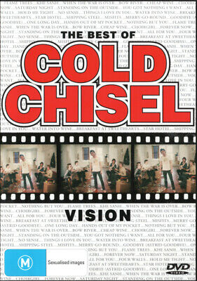The Best of Cold Chisel: Vision  - DVD - NEW Region Free