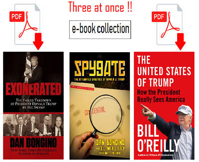 [P.D.F !!] Exonerated: The Failed Takedown of President Donald Trump,spygate