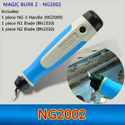 NG2002 Light Duty 2.6mm Swivel blade Deburring tools Compatible