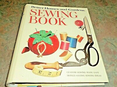 Vintage Better Homes and Gardens Sewing Book 5-Ring Binder Hardcover 1970
