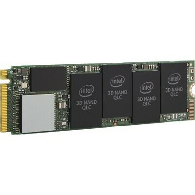 Intel 1TB Solid-State Drive 660p Series - Solid state drive - encrypted - 1 TB -