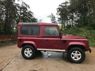 2000 Land Rover Defender 90 2.5 TD5 County 3dr (6 Seats)
