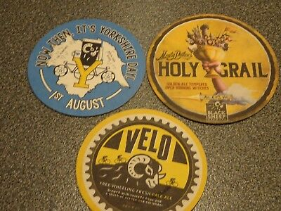 NEW x6 BLACK SHEEP BREWERY BEER MATS COASTERS EXCELLENT QUALITY LARGE