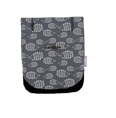 Brand new CuddleCo comficush memory foam stroller liner in hedgehogs