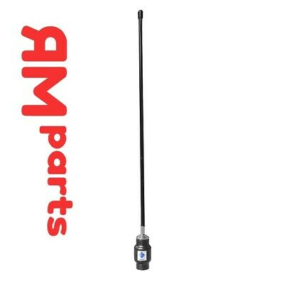 RFI CD51-68-73 Ground Independent Mopole Antenna (450-520MHz) with RG58 Coax 5m