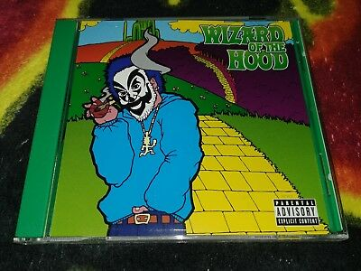 Insane Clown Posse ICP Violent J Wizard Of The Hood CD New