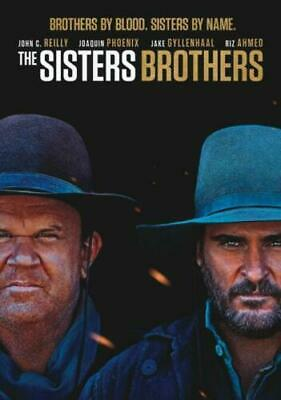 The Sisters Brothers DVD. Used but very good condition. Free delivery