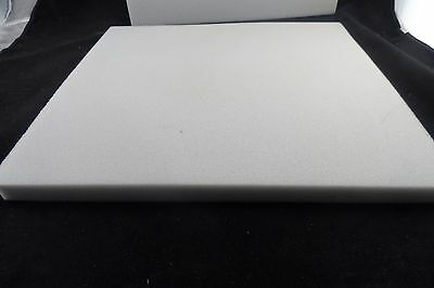 Cushion Seat Foam Upholstery Square 50 Mm Thick, 400 X 400 Mm Free Post
