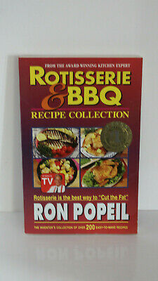 Ron Popeil's Rotisserie & Bbq Cookbook, Recipe Collection
