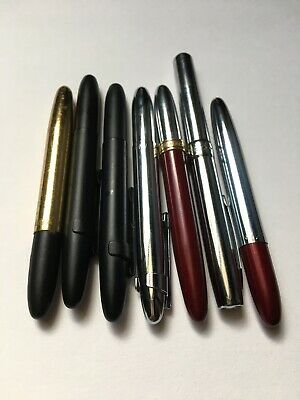 Fisher Bullet Space Pens - Collection - price is per pen!