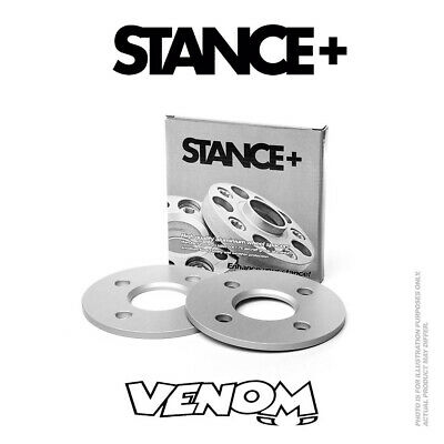 Stance+ 20mm Alloy Wheel Spacers E32 72.6 BMW 7 Series 1986-1994 5x120