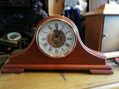 London Clock Company Westminster & Whittington chime Mantle Clock E.W.O W/wh1
