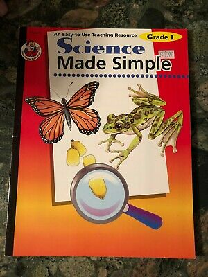 Science Made Simple An Easy to Use Teaching Resource - Grade 1