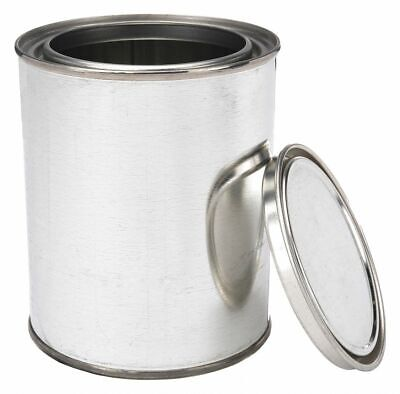 Qorpak Metal,  Lab Paint Can,  16 oz.,  PK 24  Includes Triple Tite Lid and