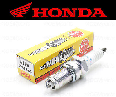 1x NGK DPR7EA-9 Spark Plug Honda Scooter (See Fitment Chart) #98069-57916