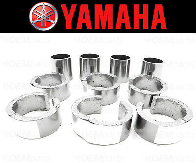 Set of (10) Yamaha Royal Star Exhaust Muffler Silencer Pipe Connector Gaskets