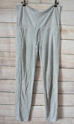 Adidas Stella Mccartney Activewear Leggings Yoga Pants Size 8 Grey High Waist