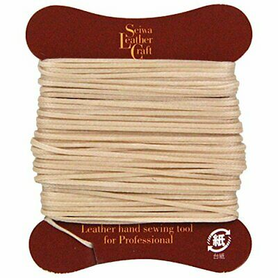 Seiwa Smooth Yarn Thickness 1.0Mm Beige