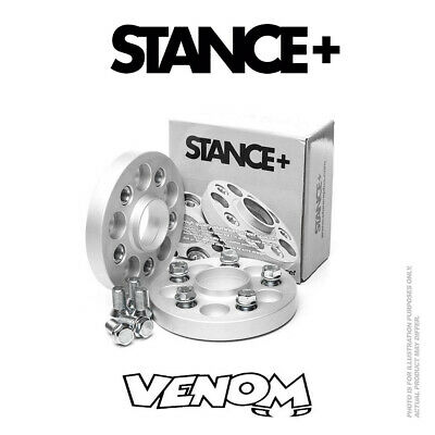 Stance+ 20mm Alloy Wheel Spacers (5x120) 72.6 BMW 3 Series (1999-2006) E46