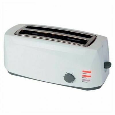 Toaster COMELEC TP1728 1400W Weiß