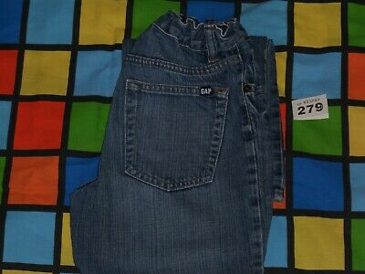 GAP KIDS Blue Jeans Age 13 Years. Adjustable Waist