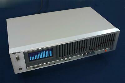 Technics SH-8055  - 12/24 Band Graphic Equalizer