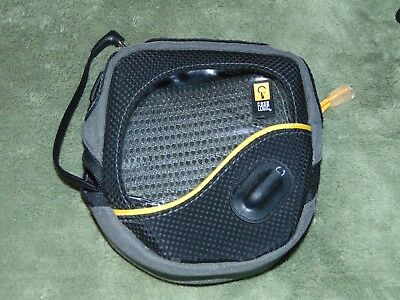 Case Logic Personal Cd Player Case With Built In External Headphone Jack