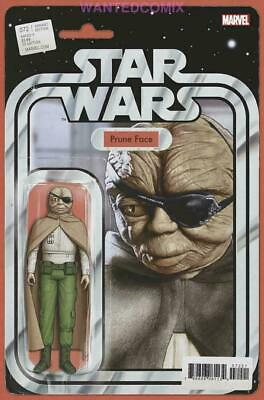 Star Wars #72 Christopher Action Figure Variant Cover Prune Face Comic Book 1